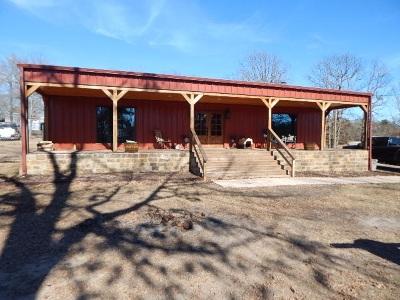 Gilmer Single Family Home For Sale: 4921 Horton Rd
