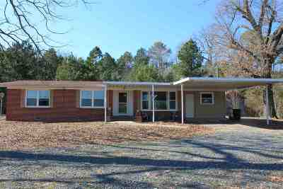 Ore City Single Family Home Active, Cont Upon Loan Ap: 738 Hwy 259 N