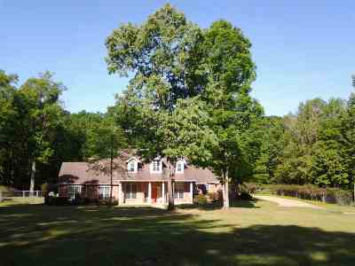 Longview Single Family Home For Sale: 3830 Harley Ridge Rd