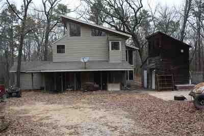 Gladwater Single Family Home Active, Option Period: 759 Bob Davis Road