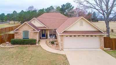 Gilmer Single Family Home For Sale: 221 Azalea Road