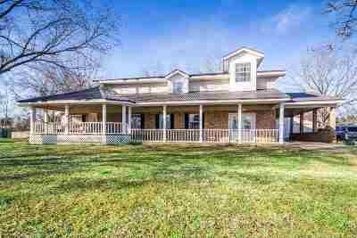 Gilmer Single Family Home For Sale: 10450 Fm 726 S