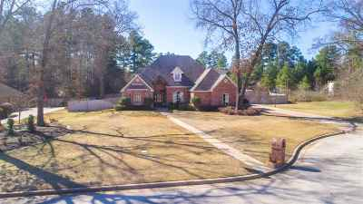 Longview Single Family Home For Sale: 4401 Windrush Blvd