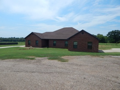 Gilmer Multi Family Home For Sale: 215 Private Road 4087