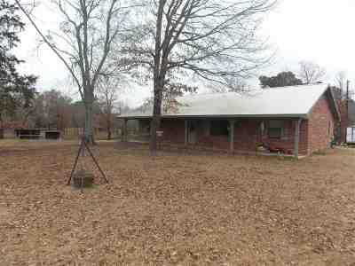 Gilmer Single Family Home For Sale: 8984 Poinsettia