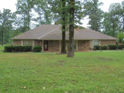 Hallsville Single Family Home For Sale: 445 B & B Lane