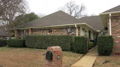 Longview TX Single Family Home For Sale: $119,500