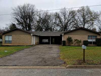 Longview TX Multi Family Home For Sale: $135,500