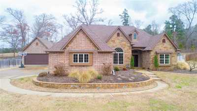 Longview Single Family Home For Sale: 230 Lacebark Lane