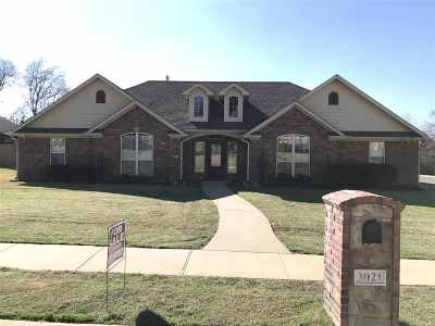 Single Family Home For Sale: 3021 Bull Run Trail