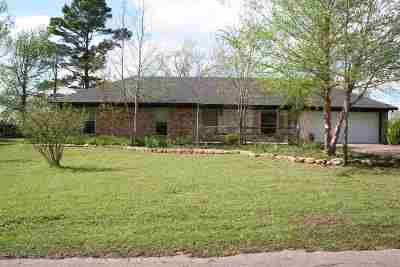 Gilmer Single Family Home Active, Option Period: 6361 Pinewood Dr