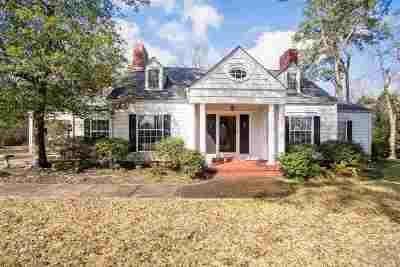 Kilgore Single Family Home For Sale: 1217 Houston St