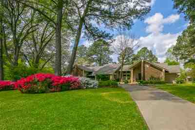 Single Family Home For Sale: 1603 H. G. Mosley Parkway