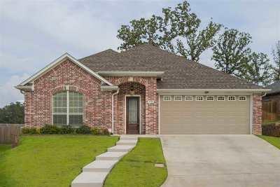 Longview TX Single Family Home For Sale: $265,000