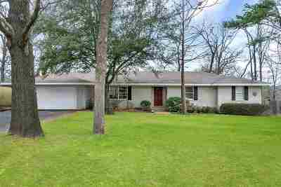 Longview TX Single Family Home For Sale: $160,000