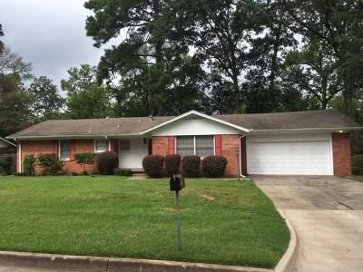 Longview TX Single Family Home For Sale: $117,900
