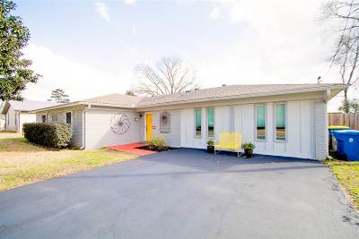 Kilgore Single Family Home For Sale: 1302 E Leach St.