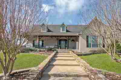 Longview Single Family Home Active, Option Period: 3331 Sam Page Road