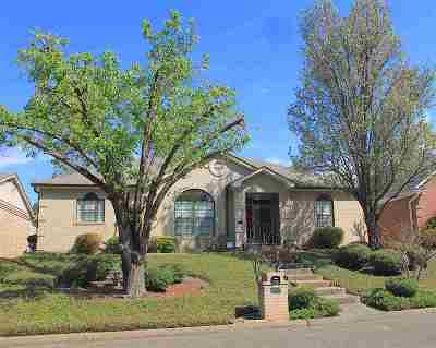Single Family Home For Sale: 1405 New Forest Dr