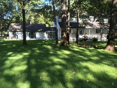 Kilgore Single Family Home For Sale: 422 Oak Rd