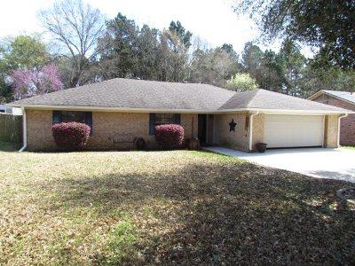 Kilgore Single Family Home Active, Option Period: 3304 Birdsong Ct.