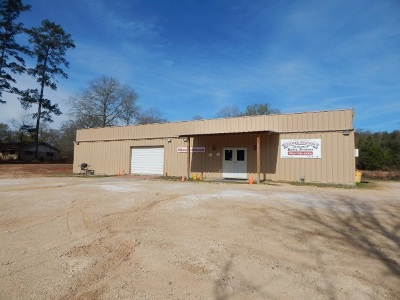 Gilmer Commercial For Sale: 1550 St Hwy 155 S.