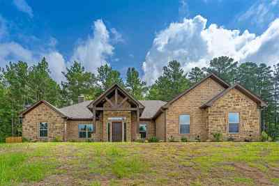 Longview Single Family Home For Sale: 3906 Pine Tree Road
