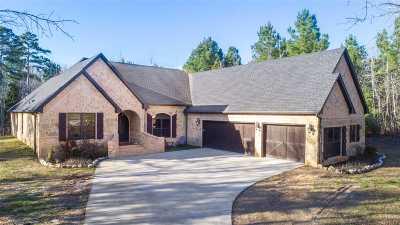 Longview Single Family Home For Sale: 380 Cedar Springs
