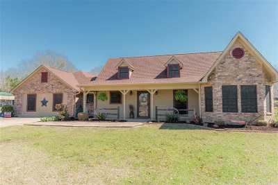 Longview Single Family Home For Sale: 2438 Mayes Lane