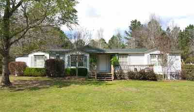 Kilgore Manufactured Home For Sale: 6081 E County Road 291