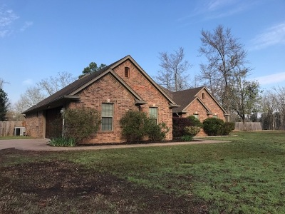 Longview Single Family Home For Sale: 2663 Private Road 3637