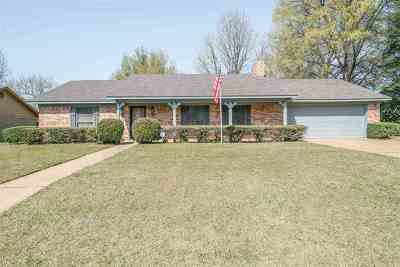 Longview Single Family Home For Sale: 405 Wain