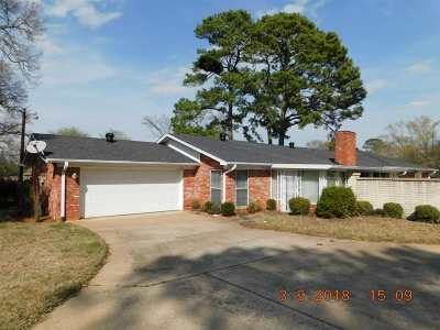 Longview Single Family Home For Sale: 1004 Oakwood Drive