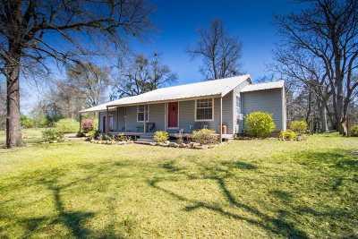 Longview Single Family Home Active, Option Period: 1700 Lafamo Rd