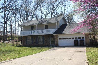 Longview Single Family Home For Sale: 1301 Fairhaven St