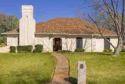 Longview Single Family Home For Sale: 2600 Northbrook