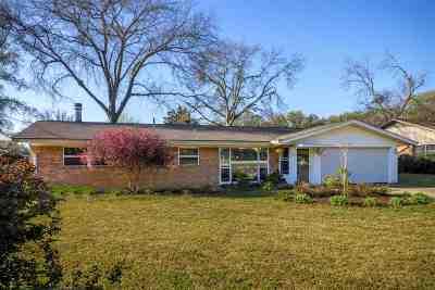 Longview Single Family Home For Sale: 602 W Terrace