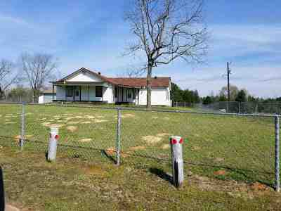 Tatum Single Family Home For Sale: 10880 County Road 2180 D