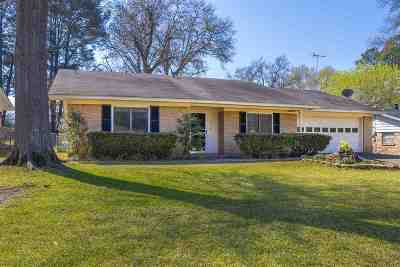 Longview Single Family Home For Sale: 1304 Stanford Dr.
