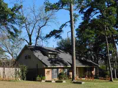 Longview Single Family Home For Sale: #3 Marguerite Drive