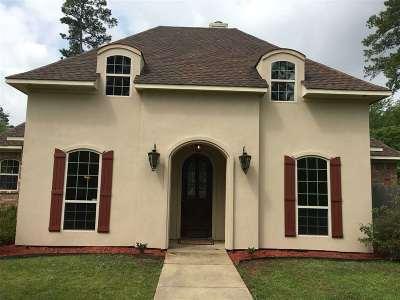 Longview Single Family Home Active, Option Period: 2401 Clayton