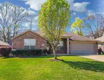 Longview Single Family Home For Sale: 2022 Eden Dr