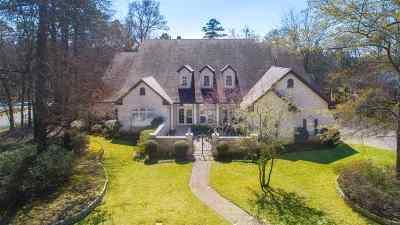 Longview Single Family Home For Sale: 200 Fountainbleau
