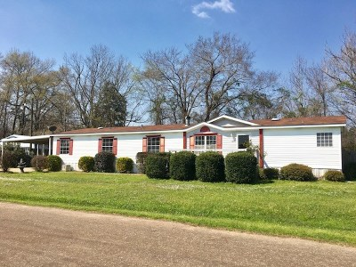 Longview TX Manufactured Home For Sale: $97,500