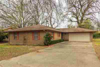 Gladewater Single Family Home Active, Cont Upon Loan Ap: 1043 Chevy Chase St.