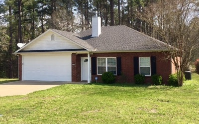 Longview Single Family Home For Sale: 2804 Swan Dr.