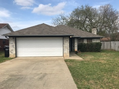 Longview TX Single Family Home Active, Option Period: $124,900