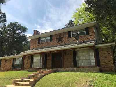 Kilgore Single Family Home For Sale: 1826 County Road 187 D