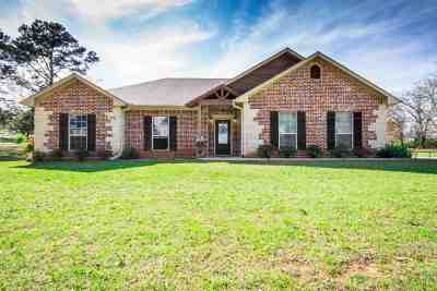 Longview TX Single Family Home For Sale: $210,000