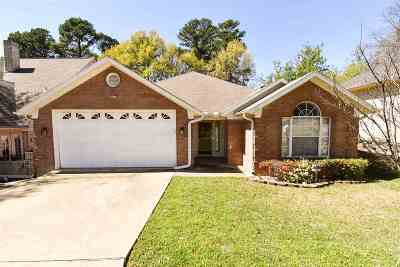 Longview TX Single Family Home For Sale: $149,999